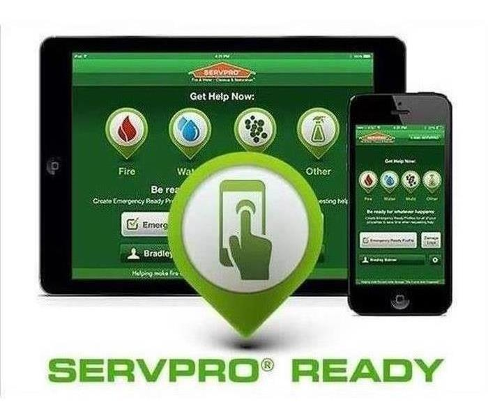 Download the SERVPRO Ready Plan App Today